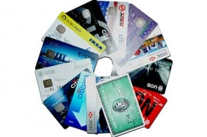 Use credit cards to enhance your budget