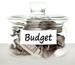 Keep money in your budget